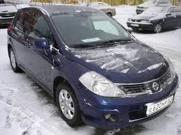 nissan tiida 2008 hatchback nissan tiida hatchback 1 6 2008 года с пробегом цена 390000 руб