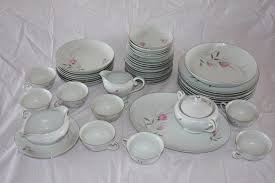 sterling diamond china 46 pieces sterling diamond china dinnerware 49582046