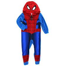 amazon com spider man boys fleece blanket sleeper pajamas union