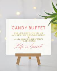 best 25 candy buffet signs ideas on pinterest candy table
