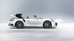 convertible porsche 2017 porsche 911 turbo convertible images car images