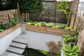 garden landscape design ideas modern designs for small gardens