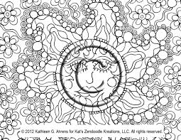 tropical beach coloring pages psychedelic coloring pages to download and print for free