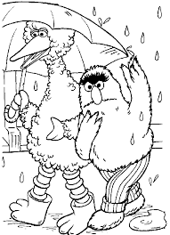 street coloring pages 4