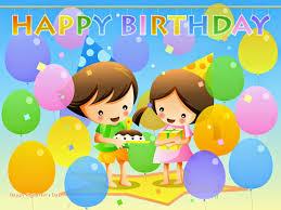 kids birthday cartoon free download clip art free clip art