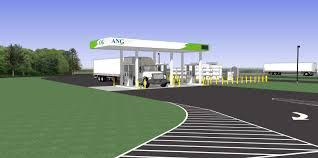 American Natural Gas Announces Public Cng Station In Rochester Ny