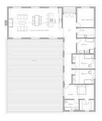 l shaped house floor plans ranch style house plan 2 beds 2 50 baths 2507 sq ft plan 888 5