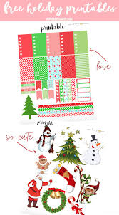 To Do Stickers Free Holiday Planner Stickers Printable Roxy James