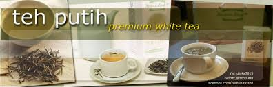 Teh Putih putih heaven leaf indonesia premium white tea