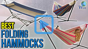 top 8 folding hammocks of 2017 video review
