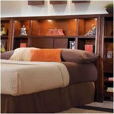Bookcase Headboard California King Storage Headboard King Bed 1000 Images About Bookcase Headboard On