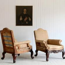 Antique French Armchairs New Names At Bruton Decorative Fair Antique Collecting Magazine