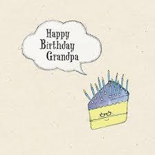 grandpa birthday cake birthday card karenza paperie