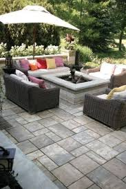 Backyard Patios With Fire Pits by I Like How Clean Everything Looks Outdoor Spaces Pinterest