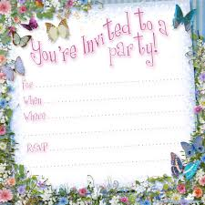 birthday party invitations enchanting birthday invitation templates as birthday party