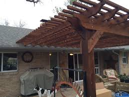 Patio Covers Houston Tx by Arbors Pergolas Deck Lifetime Outdoor Patio Cover Companies