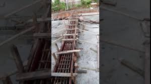 upstand beam design in basement slab youtube