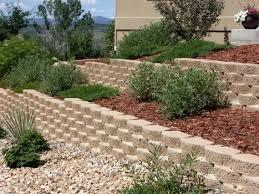 Rock Garden Wall Keystone Garden Wall