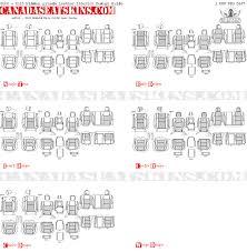 nissan armada quad seats 2004 2015 nissan armada custom leather upholstery