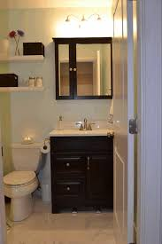 Porcelain Pedestal Sink Washroom Countertops White Wooden Bathroom Counter With Gray