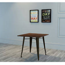 Industrial Style Dining Room Tables Industrial Dining Table Ebay