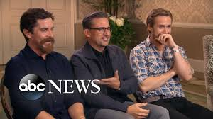 www short one on one with the cast of the big short youtube