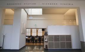 photos mobelux u0027s transformation of richmond post office into