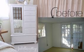 Bedroom Before And After Makeover - budget bedroom makeover breakdown fox hollow cottage