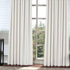 Custom Linen Curtains Long White Curtains U2013 Teawing Co