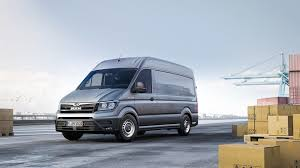 new volkswagen bus 2017 vw crafter morphs into the new man tge van 2 images vw crafter