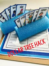 dollar tree hacks dollar tree hack use pool noodles as card holders ot