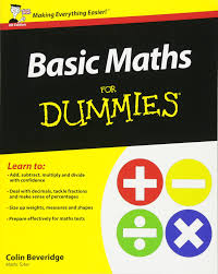 Montana travel math images Basic maths for dummies colin beveridge 8601200470758 amazon jpg