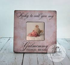 baptism gifts from godmother godmother gift personalized baptism picture frame godparent gift