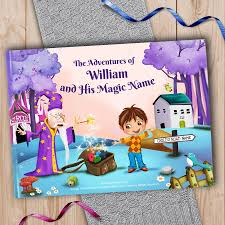 personalised keepsake story book with exclusive cover by my magic
