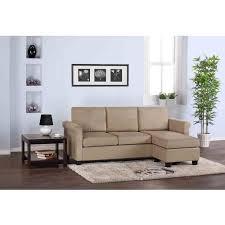 Small Sectional Sofa Walmart Dorel Home Small Spaces Configurable Sectional Sofa Multiple