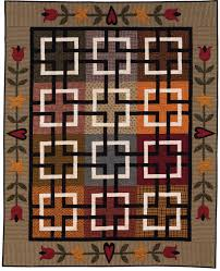 at home with country quilts 13 patchwork patterns cheryl wall