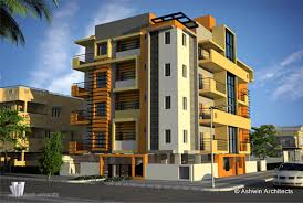 Apartment Building Plans Bangalore Residential Apartment - Apartment building design plans