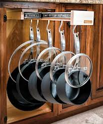 kitchen storage ideas for pots and pans storage pots and pans storage ideas also diy pots and pans storage