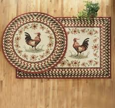 Country Style Kitchen Rugs 153 Best My Fav Rooster Decor Images On Pinterest Rooster Decor