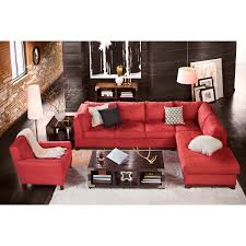 Livingroom Soho Soho Chair Red Value City Furniture