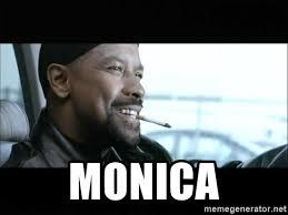 Monica Meme Denzel - monica training day denzel meme generator