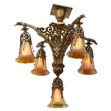Arte De Mexico Light Fixtures by Gothic Revival Lighting U0026 Light Fixtures 86 For Sale At 1stdibs