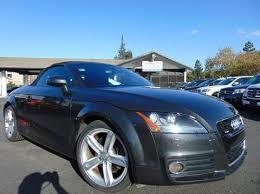 2011 audi tt for sale audi tt for sale carsforsale com