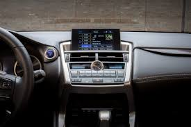 lexus nx 300h awd review 2017 lexus nx 300h our review cars com