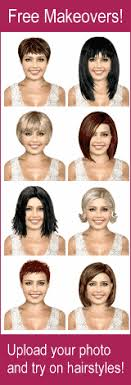virtual hair makeover for women over 50 free virtual haircuts and makeover software for men