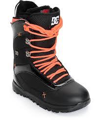 womens snowboard boots size 9 dc karma womens snowboard boots