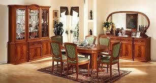 esszimmer m bel komplett möbel italien wohnzimmer esszimmer giotto kirschbaum