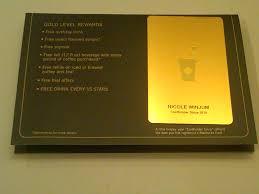 starbuck gold card gold card 3000 away a heart apart
