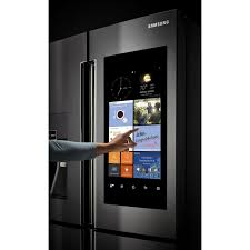 Samsung Counter Depth Refrigerator Side By Side by Amazon Com Rf22k9581sg Counter Depth French Door Family Hub Wifi