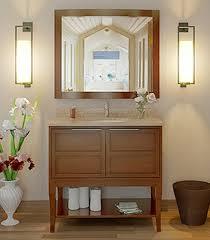 All Wood Vanity For Bathroom Aura Solid Wood Bathroom Vanity Bathroom Furniture Products